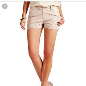 Guess by Marciano Parisa leather shorts size 6 🌸